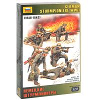 Немецкие штурмпионеры 1940 - 1943.