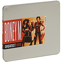 Boney M. Greatest Hits - купить сборник Boney M. Greatest Hits 2009 на лицензионном диске Audio CD в интернет магазине Ozon.ru