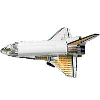 Космический Шаттл. Модель для сборки