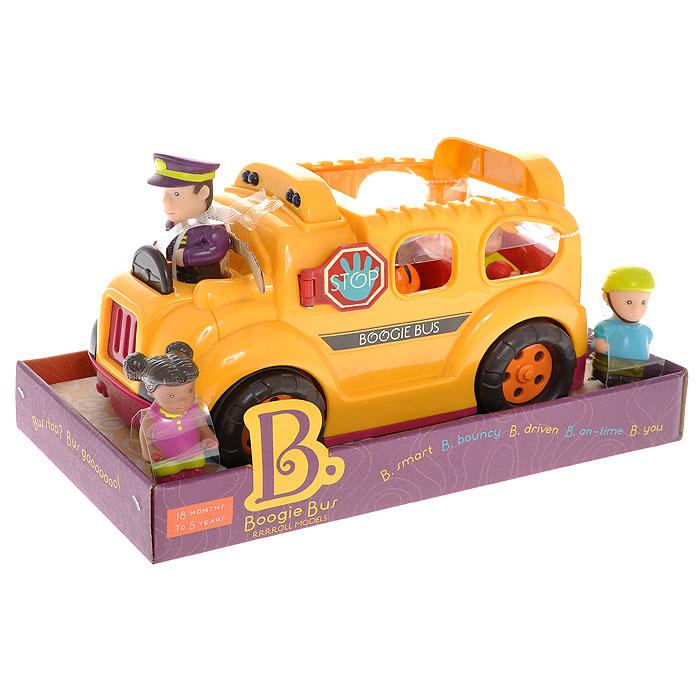 """Игровой набор """"Автобус с пассажирами: Буги Бас"""" - купить детские товары 2013-2014 с доставкой в интернет магазине OZON.ru Описание и цена игровой набор """"автобус с пассажирами: буги бас"""", отзывы покупателей"""