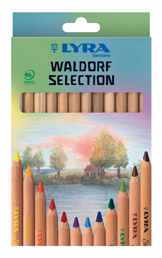 "������� ��������� Lyra ""Waldorf Selection"", 12 ������ - ������ ������� ������ 2013-2014 � ��������� � �������� �������� OZON.ru �������� � ���� ������� ��������� lyra ""waldorf selection"", 12 ������, ������ �����������"