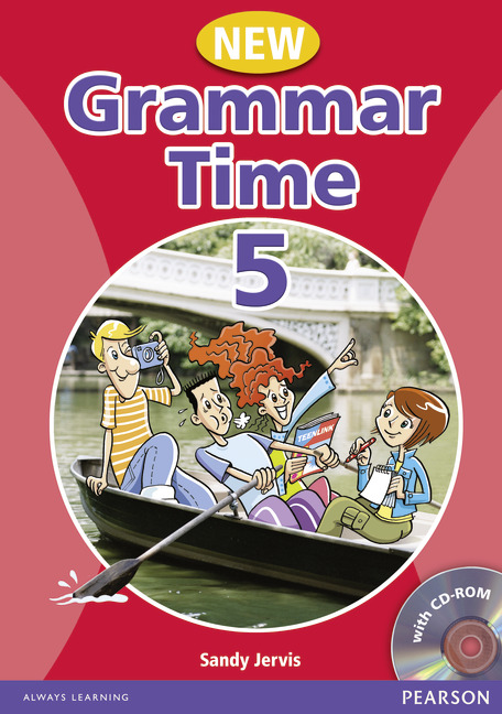 """New Grammar Time 5: Student's Book"" Sandy Jervis"