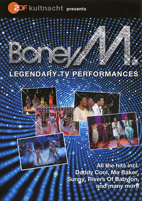 Boney M: Legendary TV Performances - купить фильм на лицензионном DVD или Blu-ray диске в интернет магазине OZON.ru