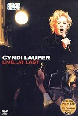 Фото Cyndi Lauper. Live... At Last. Купить  в РФ