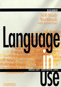 Фото Language in Use Beginner: Self-Study Workbook with Answer Key. Купить  в РФ