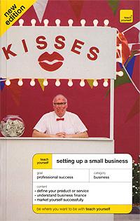 Фото Teach Yourself Setting Up a Small Business. Купить  в РФ