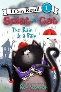 Фото Splat the Cat: The Rain Is a Pain (I Can Read Book 1). Купить  в РФ