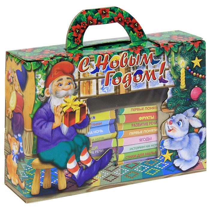 Фото Портфель Белоснежка. Книжки-игрушки (комплект из 20 книжек). Купить  в РФ