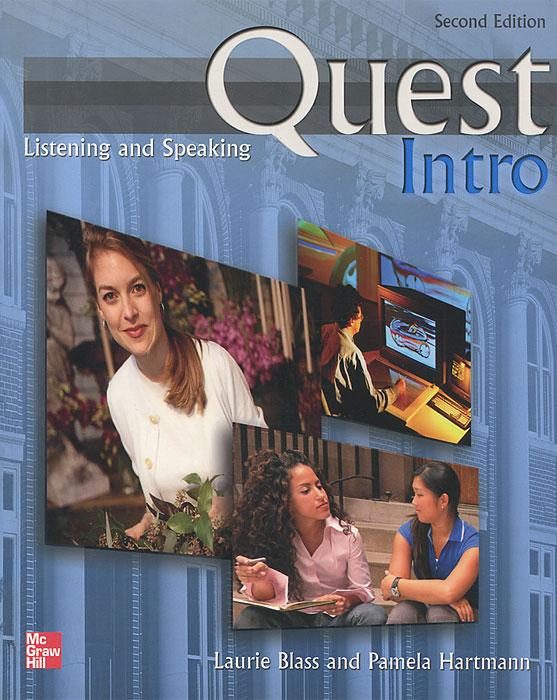 Фото Quest: Intro: Listening And Speaking. Купить  в РФ