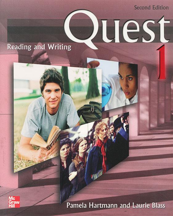 Фото Quest 1: Reading and Writing. Купить  в РФ