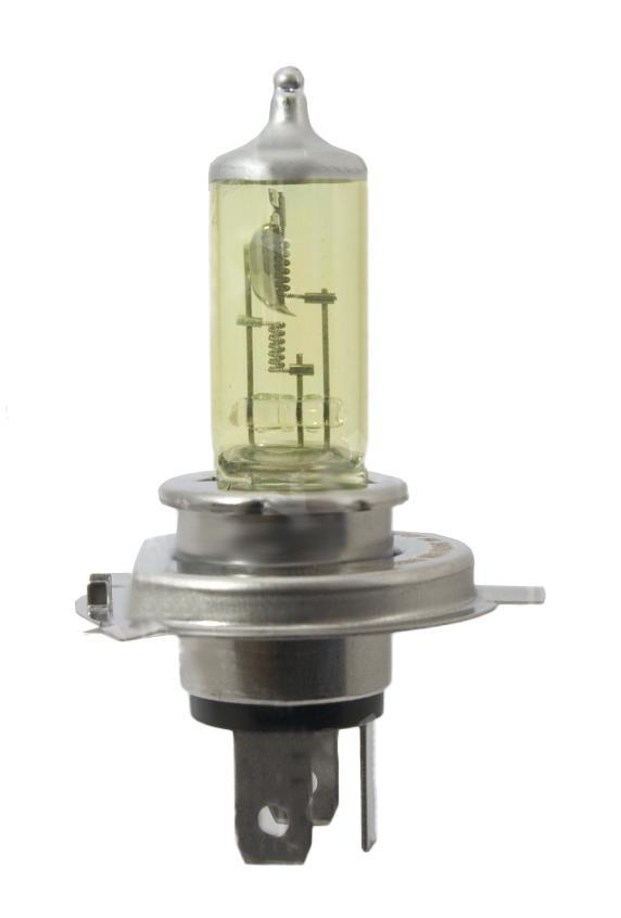 Фото LYNXauto L20475Y лампа галогеновая H4 24V 75/70W P43T-38 YELLOW. Купить  в РФ
