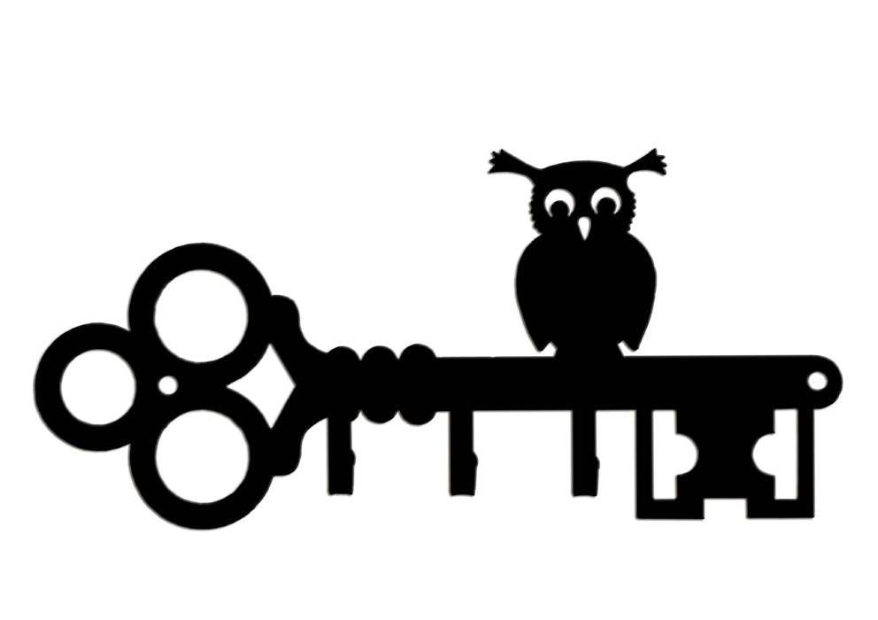 """Фото Ключница Duck&Dog """"Сова"""", 19 x 9 x 1,5 см. Купить  в РФ"""