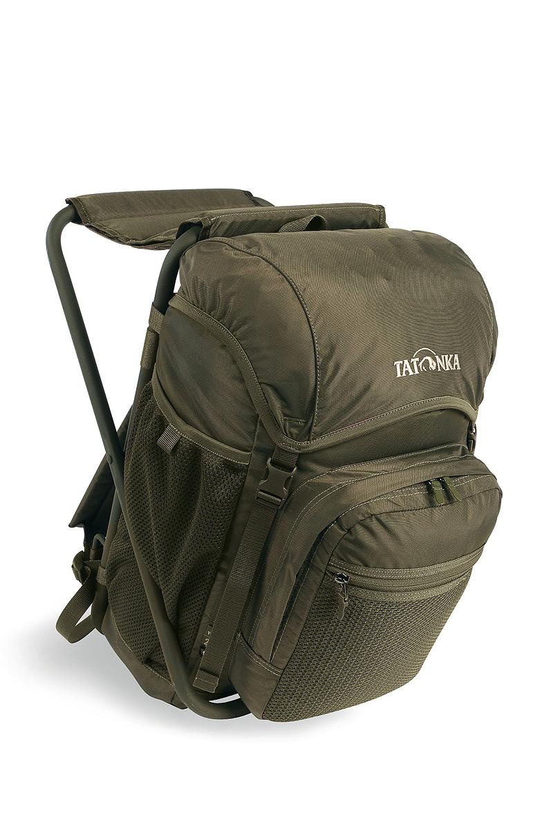 Рюкзак со стулом рыбацкий