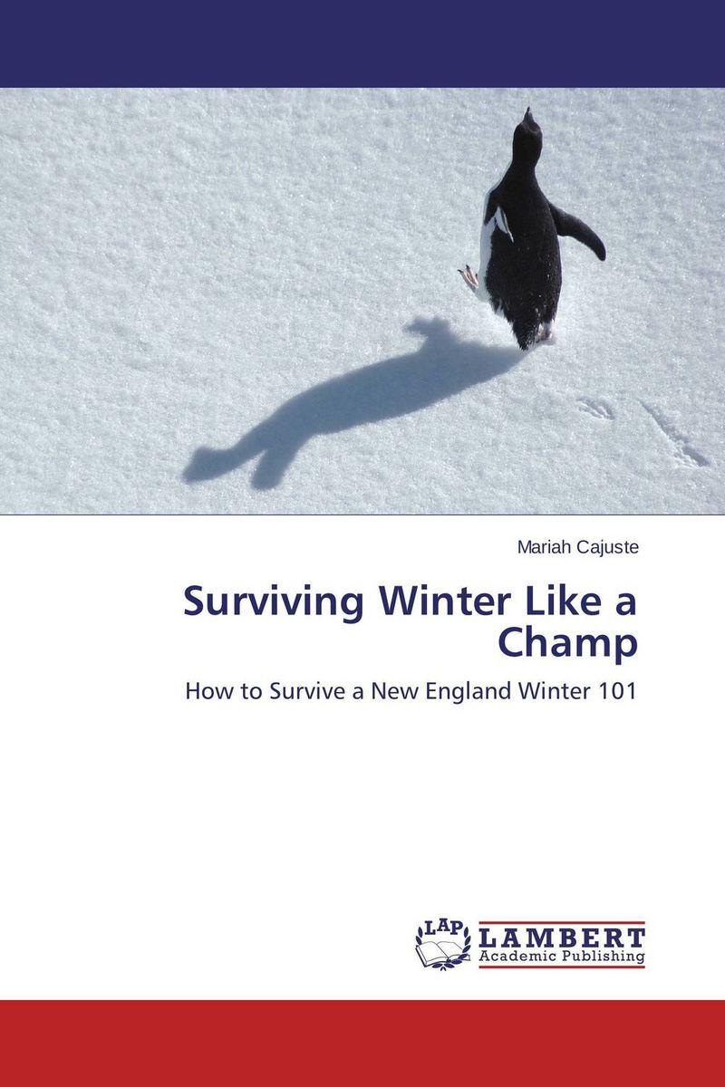Фото Surviving Winter Like a Champ. Купить  в РФ