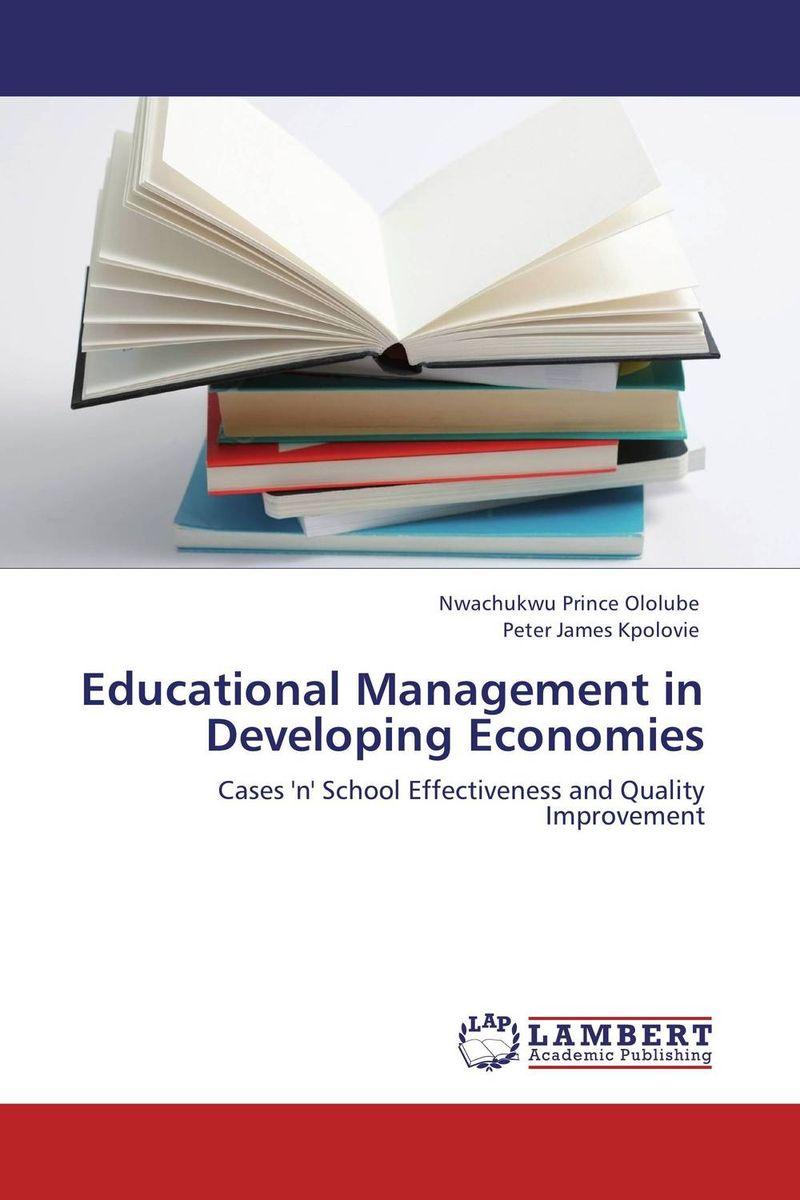 Фото Educational Management in Developing Economies. Купить  в РФ
