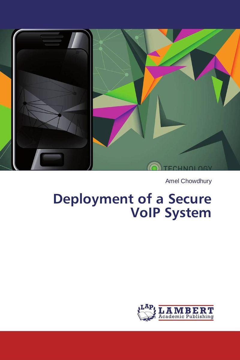 Фото Deployment of a Secure VoIP System. Купить  в РФ