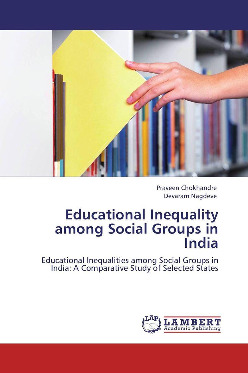 Фото Educational Inequality among Social Groups in India. Купить  в РФ