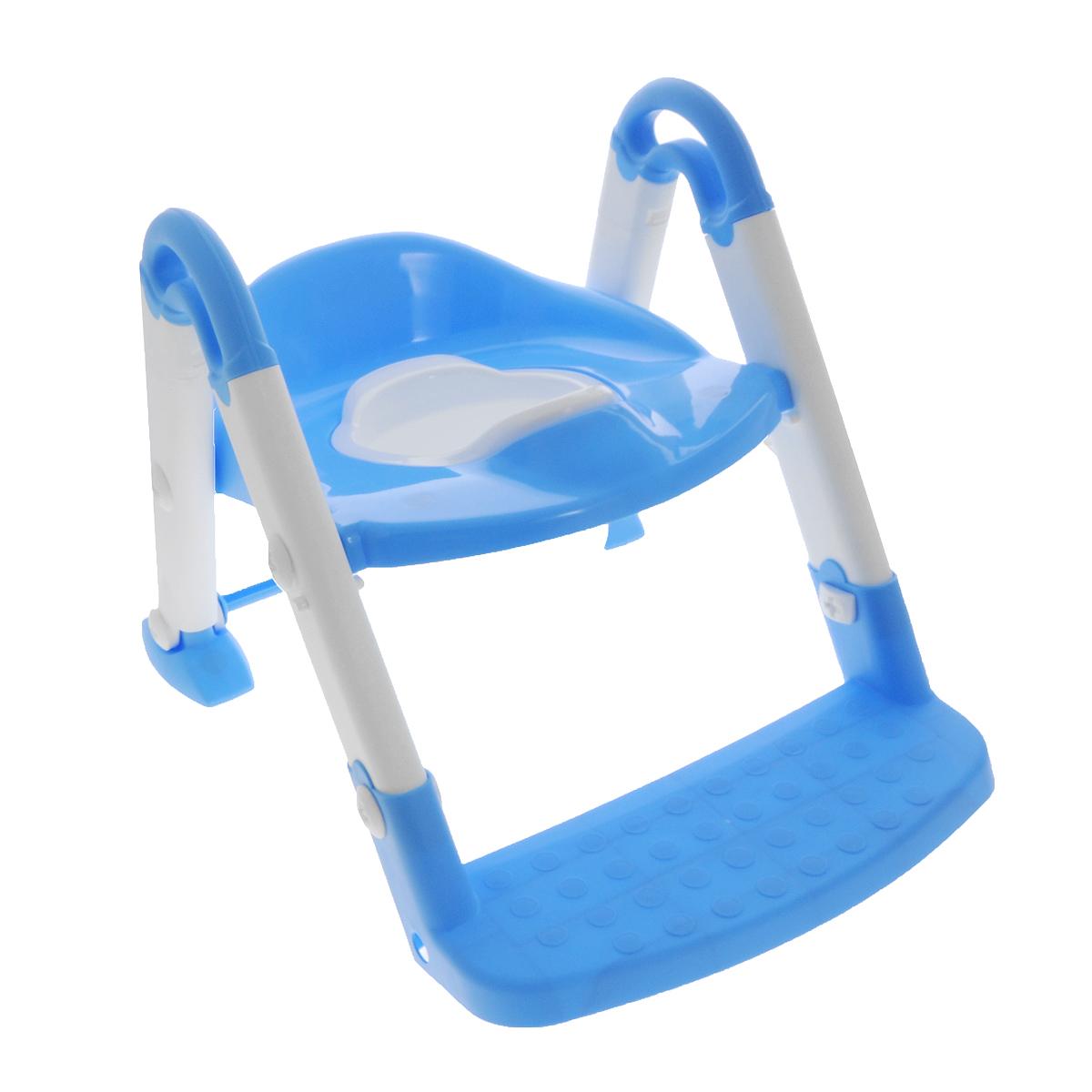 Горшок-трансформер  Roxy Kids , 3 в 1, цвет: голубой