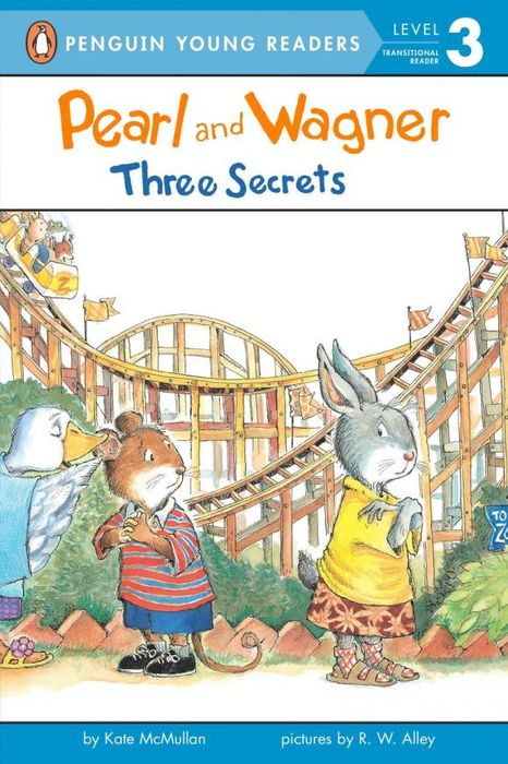 Фото Pearl and Wagner: Three Secrets. Купить  в РФ