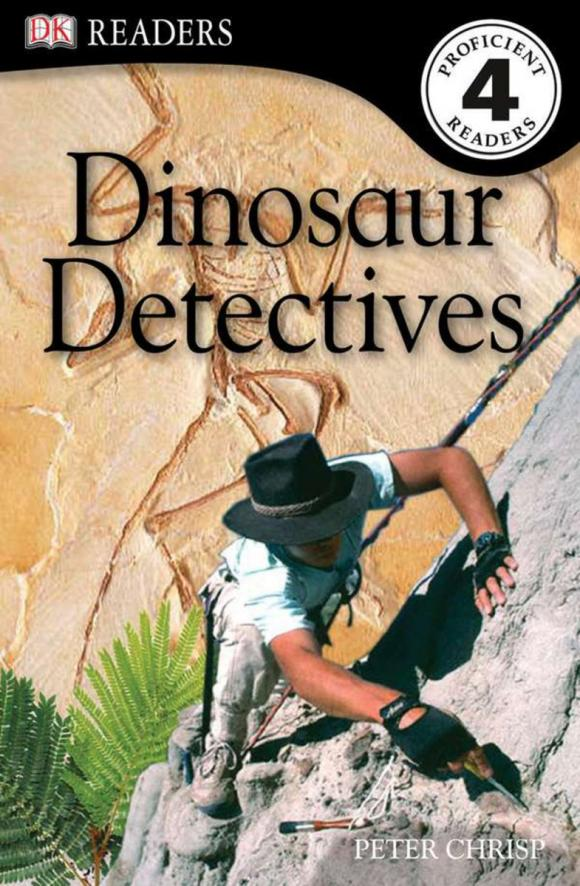 Фото DK Readers L4: Dinosaur Detectives. Купить  в РФ