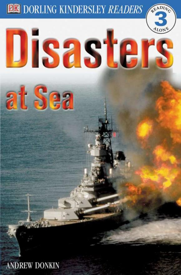 Фото DK Readers L3: Disasters At Sea. Купить  в РФ
