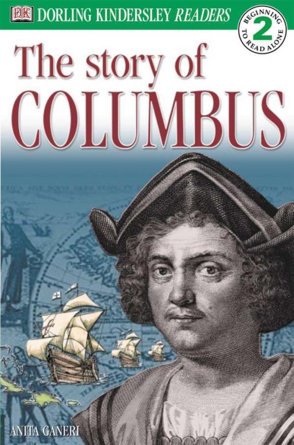 Фото DK Readers L2: Story of Columbus. Купить  в РФ