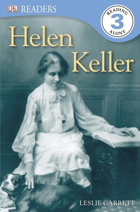 Фото DK Readers L3: Helen Keller. Купить  в РФ