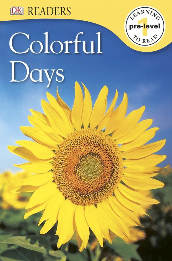 Фото DK Readers L0: Colorful Days. Купить  в РФ