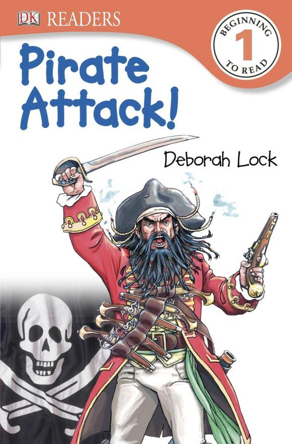 Фото DK Readers L1: Pirate Attack!. Купить  в РФ
