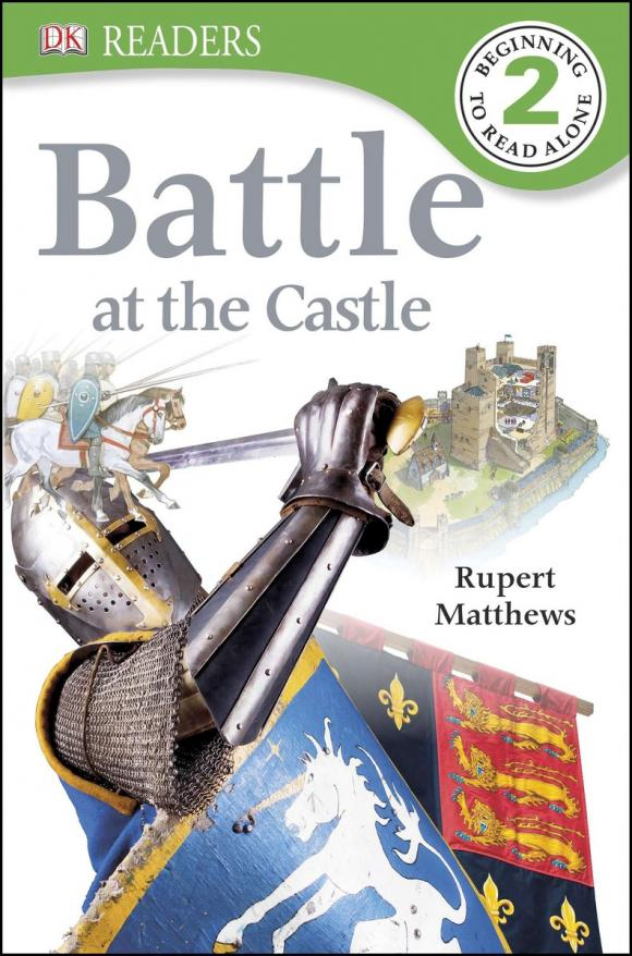 Фото DK Readers L2: Battle at the Castle. Купить  в РФ