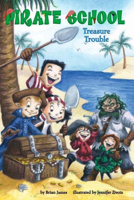 Фото Treasure Trouble #5. Купить  в РФ