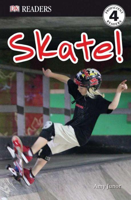 Фото DK Readers L4: Skate!. Купить  в РФ