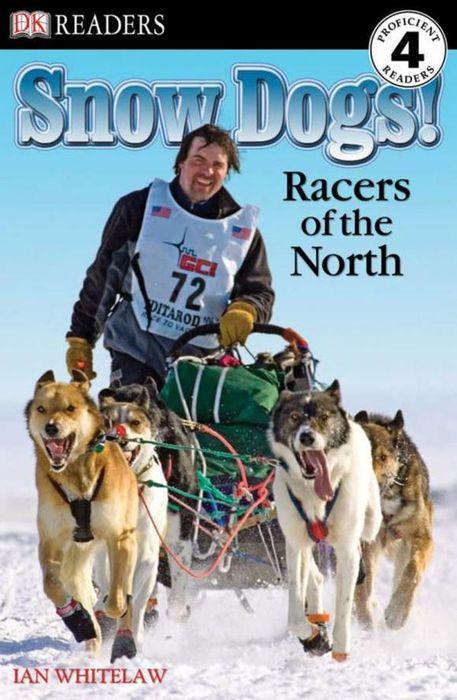 Фото DK Readers L4: Snow Dogs!. Купить  в РФ