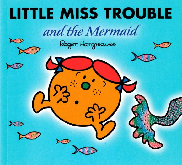 Фото Little Miss Trouble and the Mermaid. Купить  в РФ