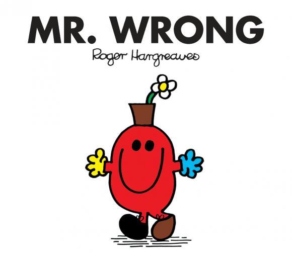 Фото Mr. Wrong. Купить  в РФ