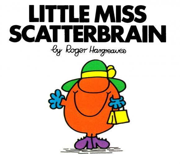 Фото Little Miss Scatterbrain. Купить  в РФ