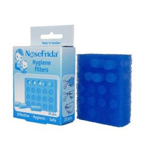 Фото NoseFrid Гигиенические фильтры, 20 шт. Купить  в РФ