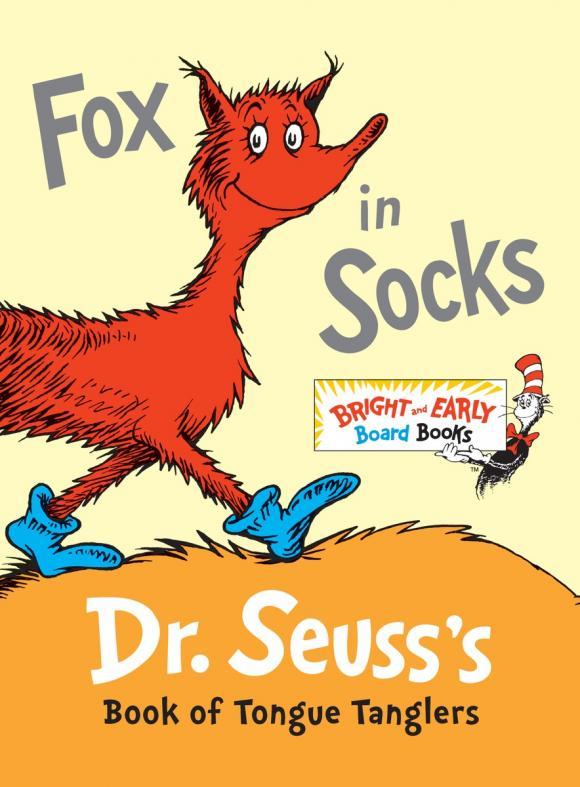 Фото Fox in Socks: Dr. Seuss