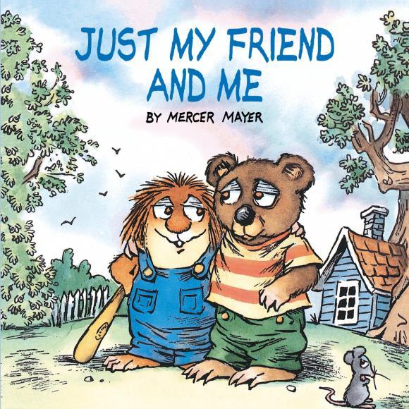Фото Just My Friend and Me (Little Critter). Купить  в РФ
