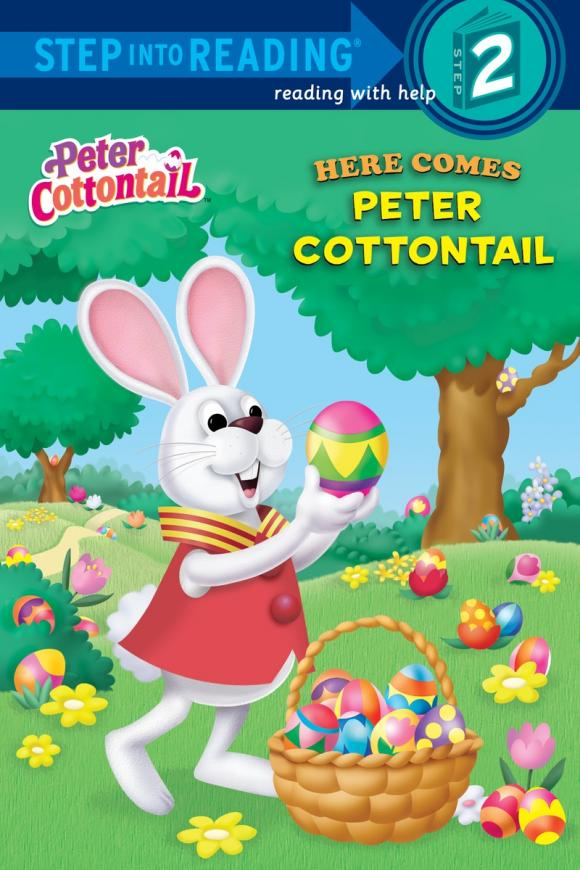 Фото Here Comes Peter Cottontail (Peter Cottontail). Купить  в РФ
