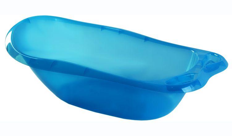 Idea Ванночка детская Океаник цвет голубой 86 х 21 х 52 см -  Все для купания