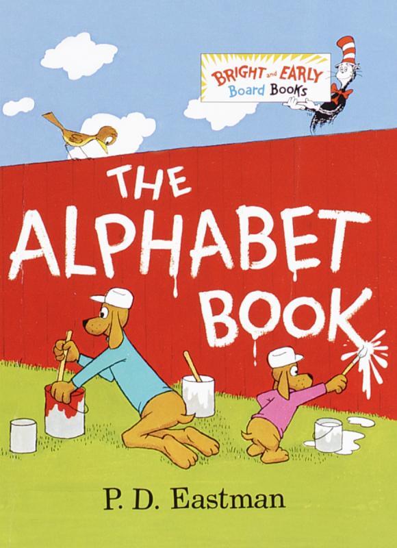 Фото The Alphabet Book. Купить  в РФ