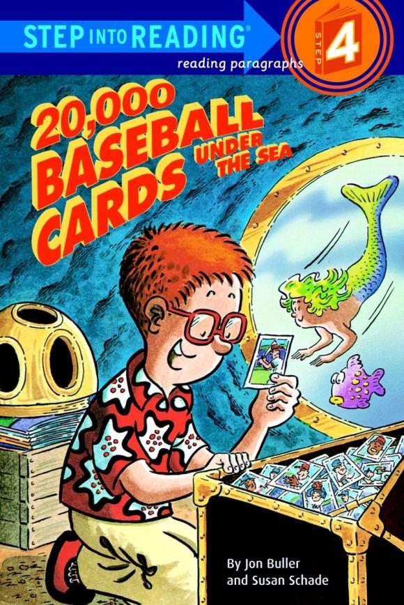 Фото 20,000 Baseball Cards Under the Sea. Купить  в РФ