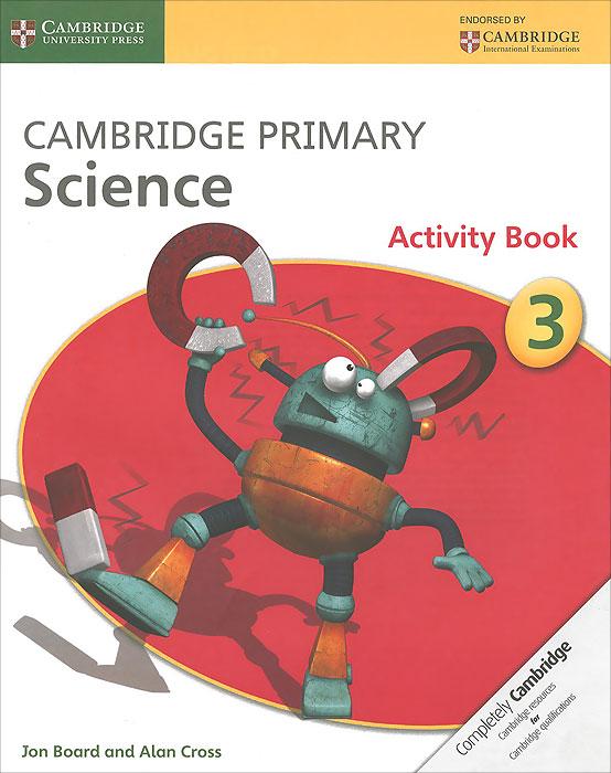 Фото Cambridge Primary Science 3: Activity Book. Купить  в РФ