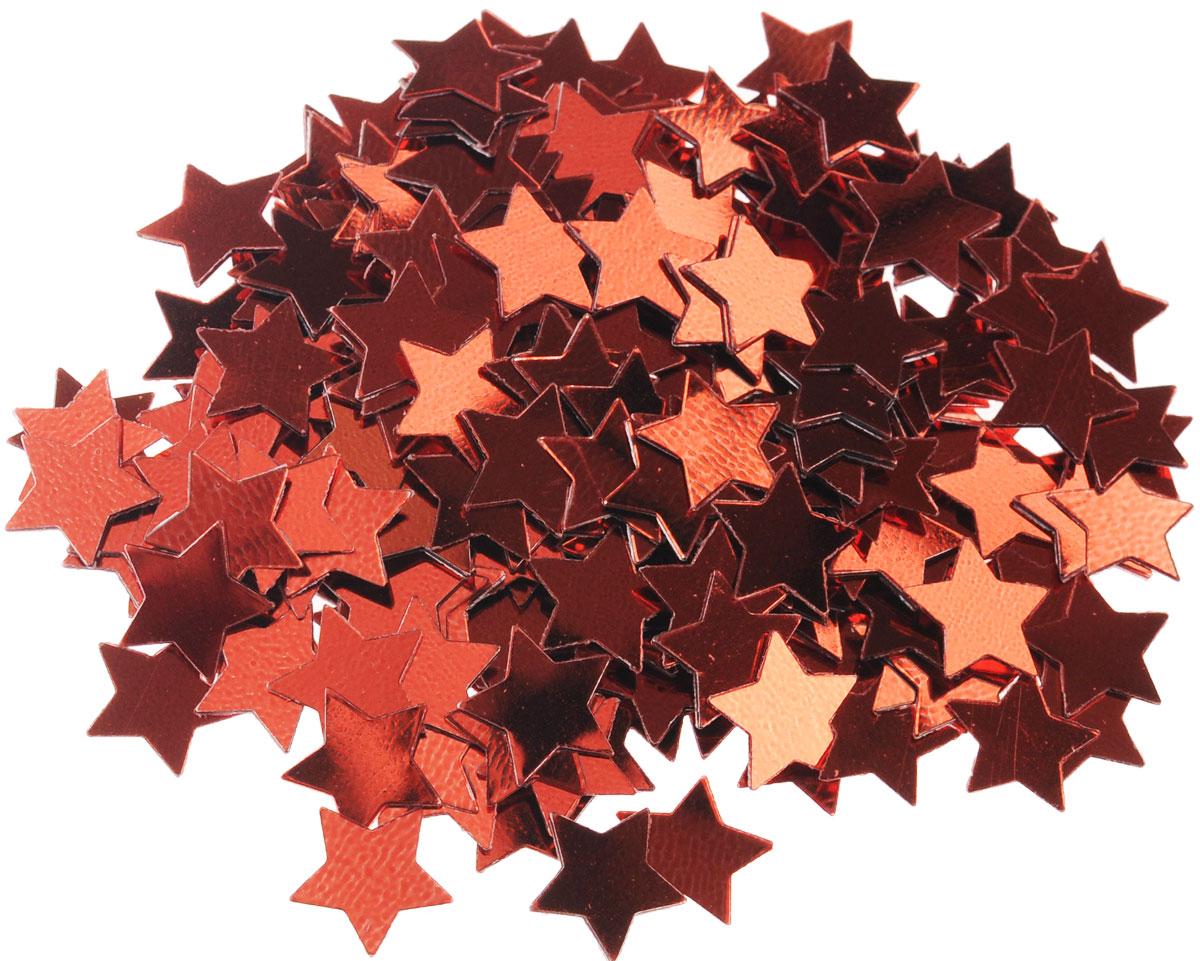 Веселая затея Конфетти  Красные звезды , 14 г -  Конфетти