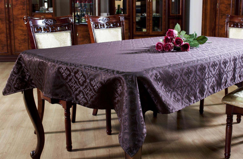 Скатерть для прямоугольного стола своими руками 29