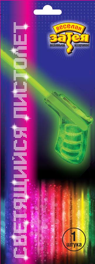 Веселая затея Светящийся пистолет -  Аксессуары для детского праздника