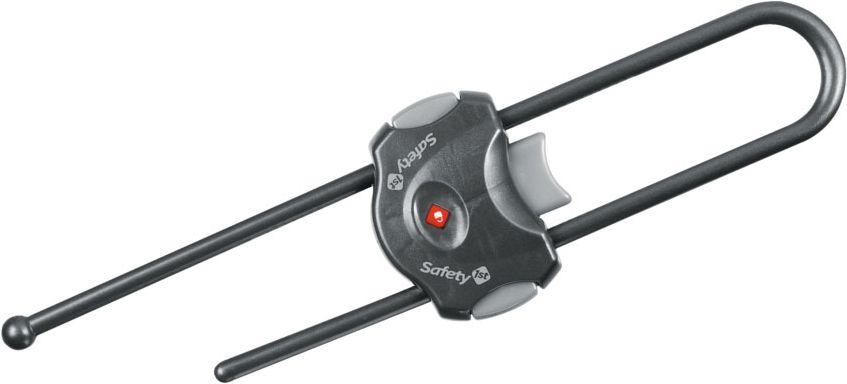 Safety 1st Блокиратор открывания распашной дверцы цвет темно-серый -  Блокирующие и защитные устройства