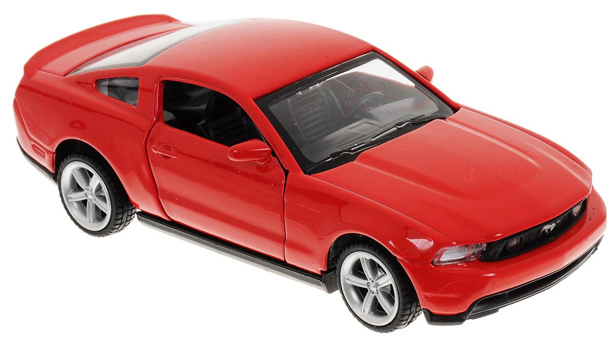 Фото ТехноПарк Машинка Ford Mustang GT. Купить  в РФ