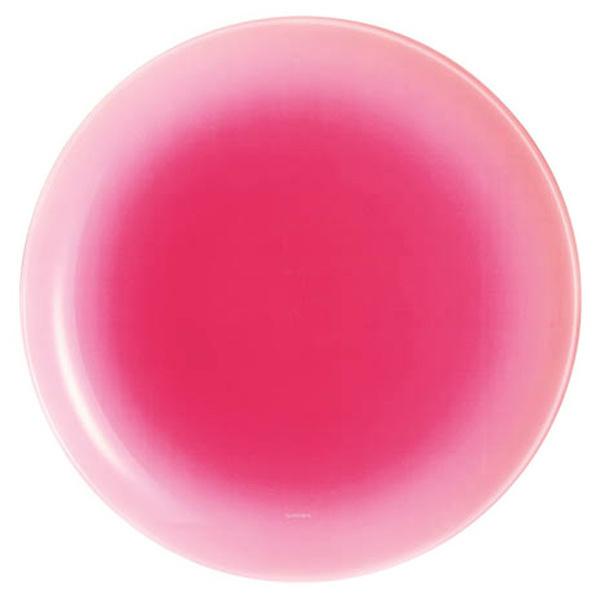 "Фото Тарелка обеденная Luminarc ""Fizz Strawberry"", диаметр 25 см. Купить  в РФ"